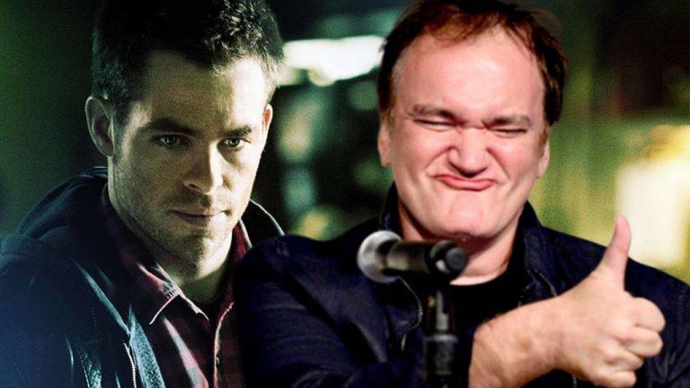 昆汀認證「好萊塢最棒克里斯」是他:「克里斯潘恩在《煞不住》裡面太讚了!」