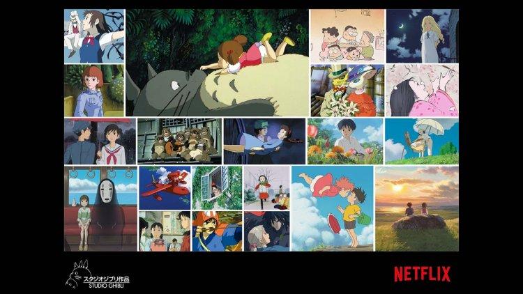 【線上看】Netflix《天空之城》《龍貓》《神隱少女》等21 部吉卜力經典動畫電影上線時程公開!  2月起陸續上架首圖