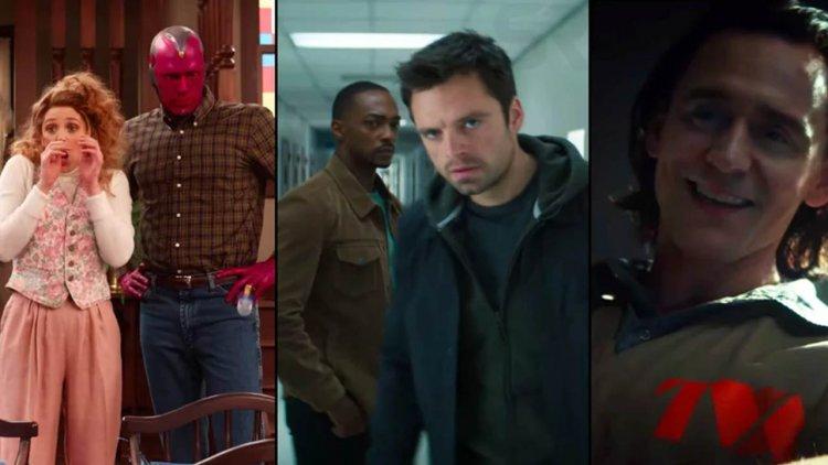 【線上看】漫威三大 Disney+ 影集最新預告公開!《洛基》、《汪達與幻視》、《獵鷹與酷寒戰士》新畫面劇情分析首圖