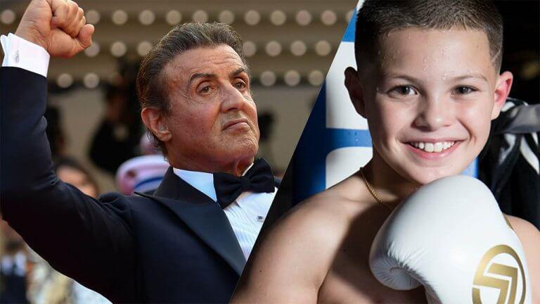 史特龍在新片《撒瑪利亞人》終於成為超級英雄!11 歲拳擊天才全力支援