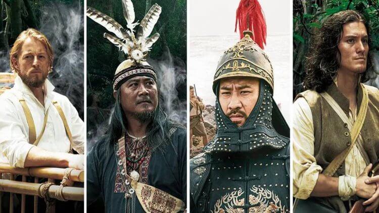 【看電視長知識】認識《斯卡羅》這四位真實人物,包你看戲之餘還能成為台灣歷史通!(下)首圖