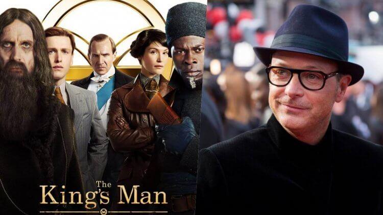 迪士尼發行的《金牌特務:金士曼起源》為什麼可以這麼腥羶色:好萊塢最自由的電影人馬修范恩,讓好萊塢為他打工首圖