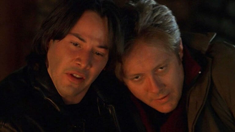 我們喜愛的大爛片《兇手正在看著你》(上):還以為是驚悚電影,原來是男神腐來腐去搞曖昧