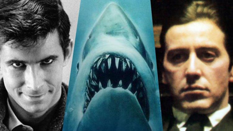 《大白鯊》、《教父》、《格雷的五十道陰影》等電影皆上榜!《綜藝報》選出 10 部改編比原著小說精彩的電影首圖