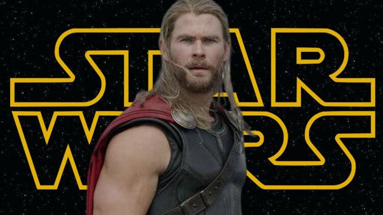 「雷神」克里斯漢斯沃表示有意願加入《星際大戰》系列電影。