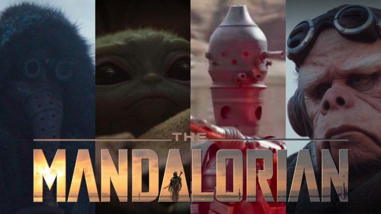 【Disney+】星際大戰影集《曼達洛人》第一集彩蛋,以及與星戰電影系列的關聯整理首圖