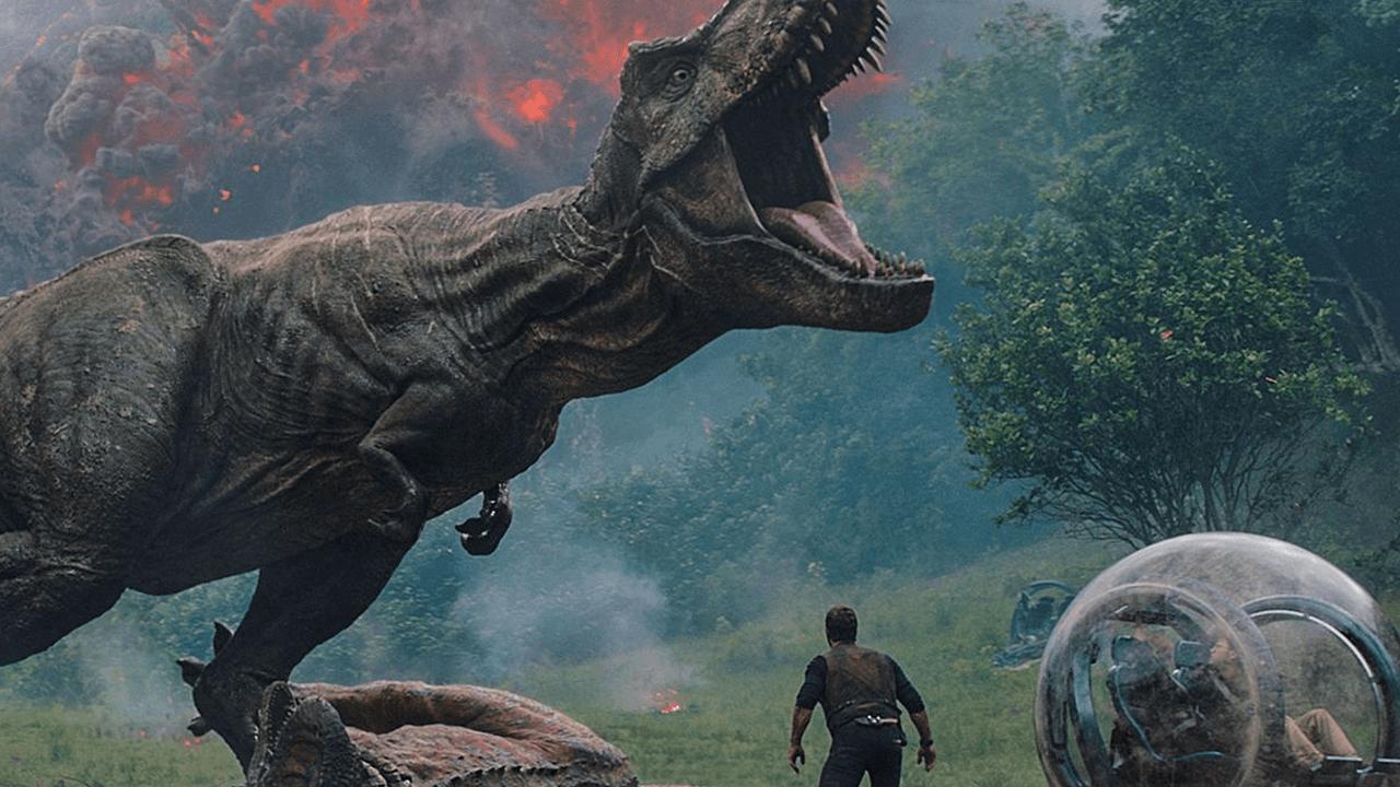 殞落的是人類?恐龍?《侏羅紀世界:殞落國度》結局解析,第三部即將登場(有雷)