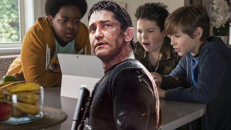 特務傑哥真不是蓋的!《全面攻佔 3:天使救援》上映首週「爆」出好成績,穩坐北美票房冠軍