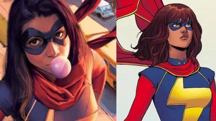 【Disney+】《驚奇女士》驚奇隊長的接班人!漫威影集開播前你必須要先了解的 10 件事首圖