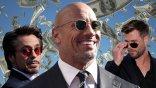 2019 年好萊塢十大最高薪天王名單出爐:這位巨石般硬漢的薪水條,完全輾壓漫威電影宇宙眾生
