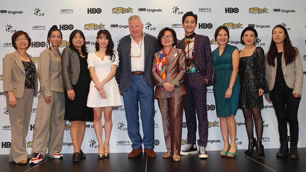 除《通靈少女》系列影集外,HBO Asia 將持續推出更多深具亞洲魅力的原創影視作品。