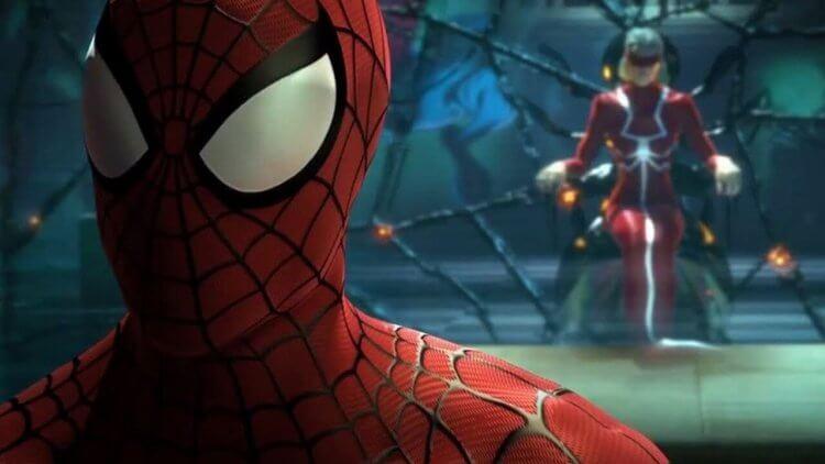 如果我們談到蜘蛛人的多重宇宙,那麼出現《蜘蛛夫人》的新電影絕對不意外首圖