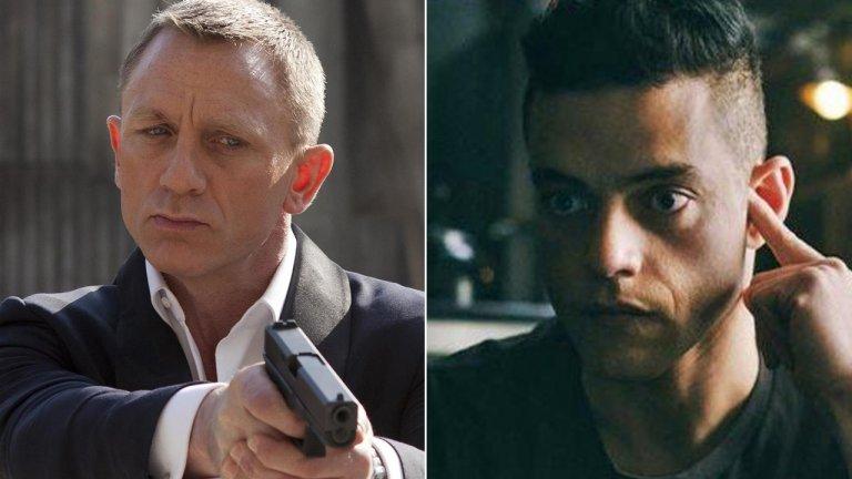 想退休沒這麼容易?「龐德」丹尼爾克雷格最強對手誕生!《007:生死交戰》製片表示:「雷米馬利克的角色真的超級壞!」