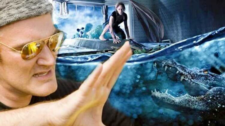 這就是大導演的眼光!昆汀塔倫提諾 2019 電影最推這一部 :《鱷魔》首圖
