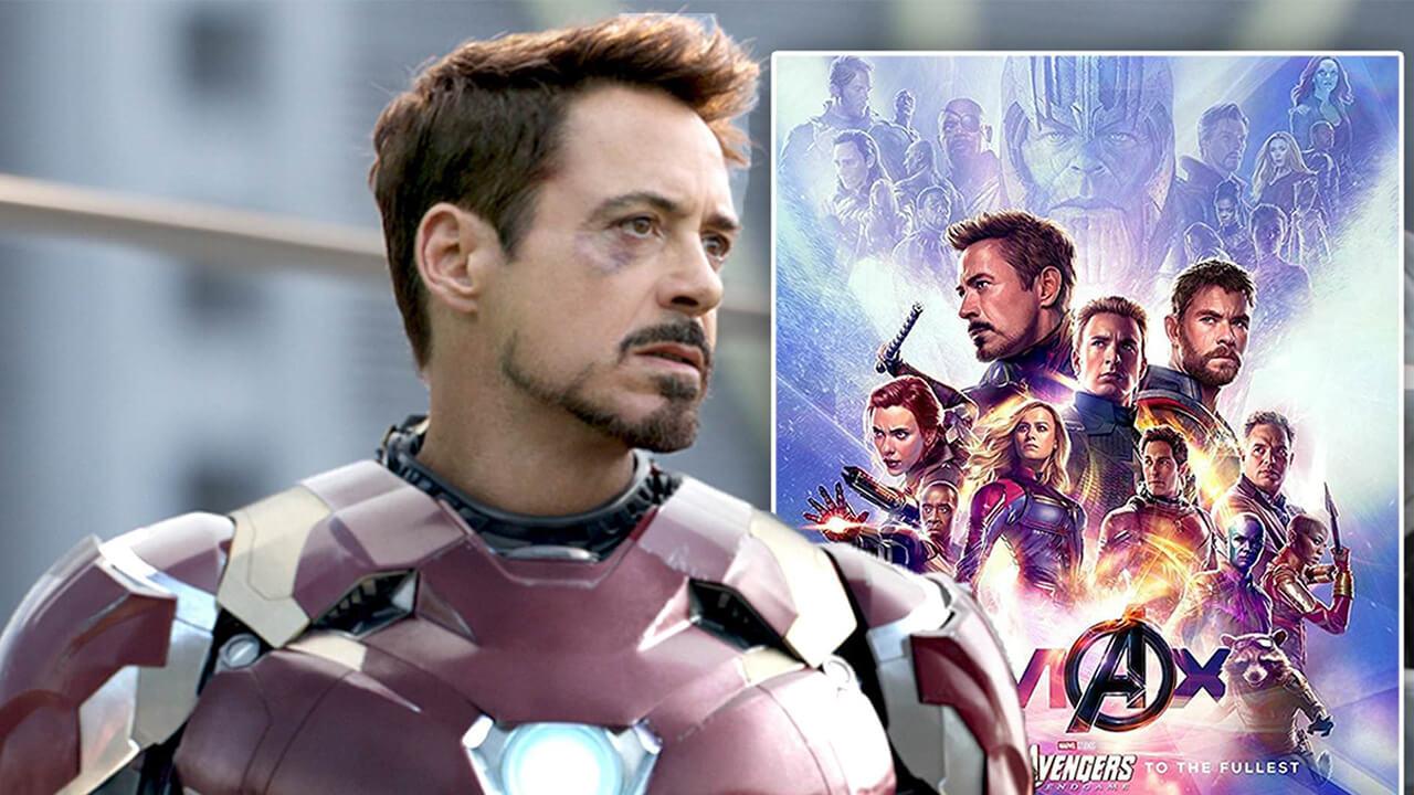 鋼鐵人:導演唯一交付《復仇者聯盟:終局之戰》完整劇本的超級英雄首圖