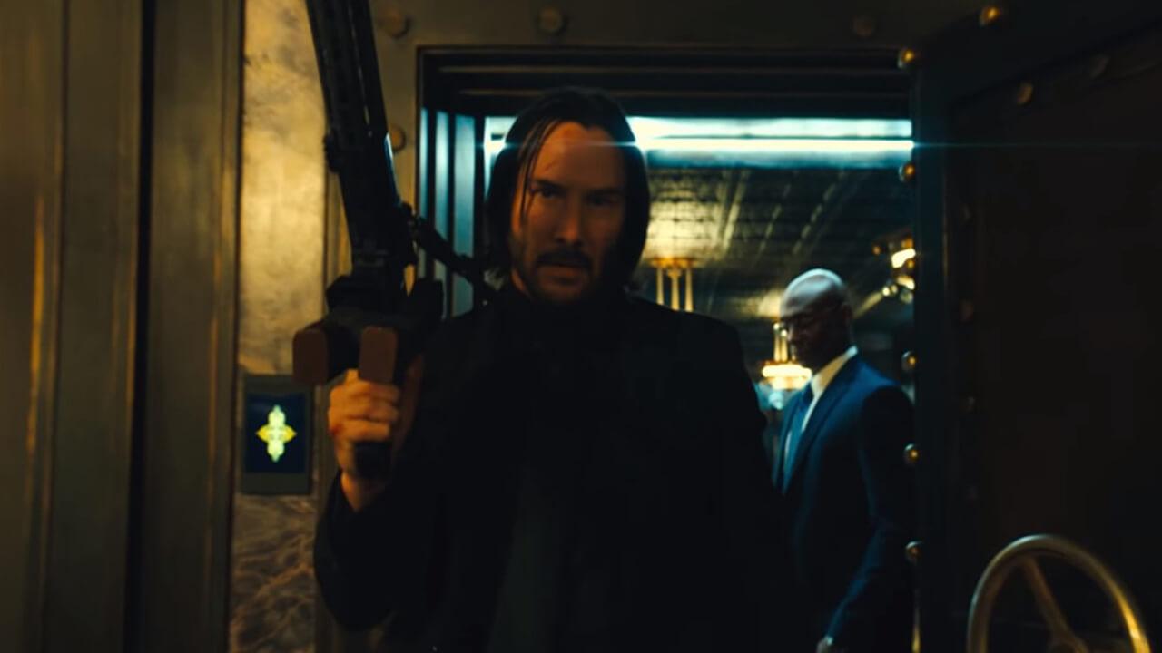 《捍衛任務 3:全面開戰》殺好殺滿!基努李維承諾:「為了粉絲,我願意繼續大開殺戒。」首圖