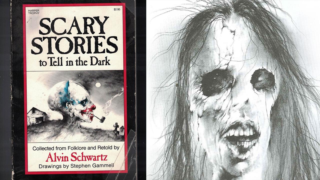 《在黑暗中說的鬼故事》:「美國史上最恐怖童書」的誕生傳奇(一)首圖
