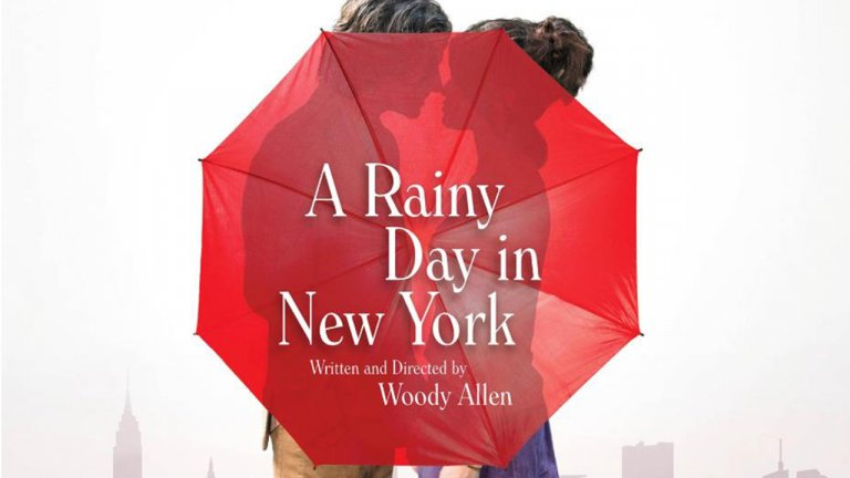 【影評】《雨天.紐約》:與紐約談一場午後的戀愛