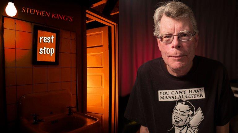 史蒂芬金宇宙膨脹中!好萊塢鎖定短篇小說《休息站》即將躍上大銀幕