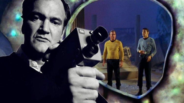 昆汀版本的《星際爭霸戰》怎能不期待?昆汀表示:「由我來拍,那一定是 R 級電影!」首圖