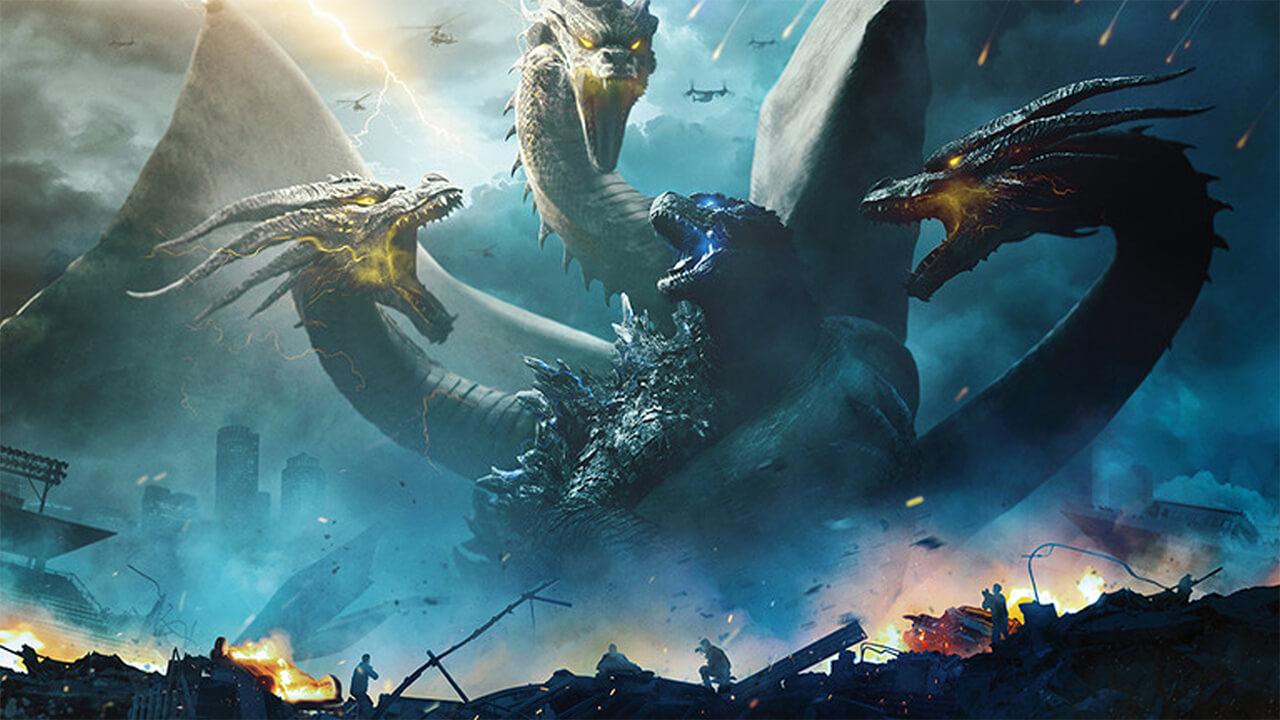 仔細看,我們不一樣!《哥吉拉 II:怪獸之王》導演是如何打造出好萊塢版本的王者基多拉?首圖