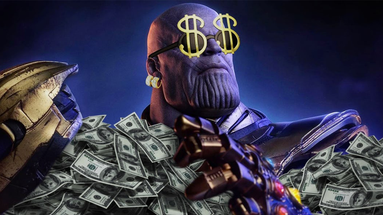 錢砸下去,漫威發大財!《復仇者聯盟 4:終局之戰》到底花多少重金打造?首圖