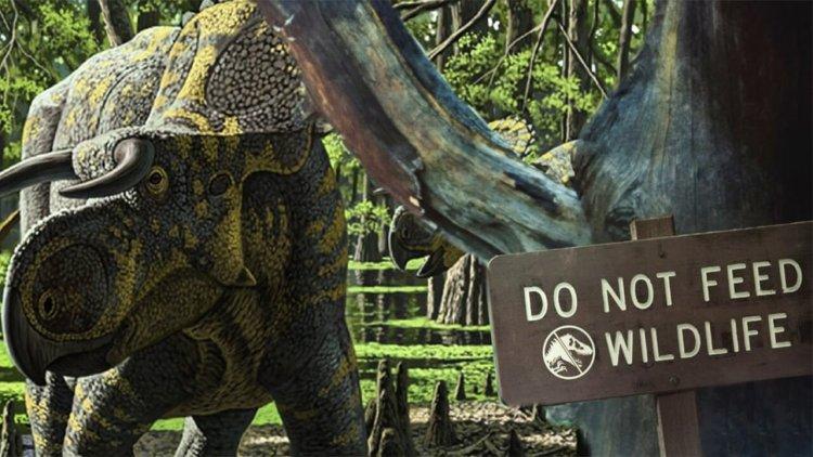 恐龍追、人類跑!柯林崔佛洛執導的番外短片《侏羅紀世界:巨石之戰》公開!首圖