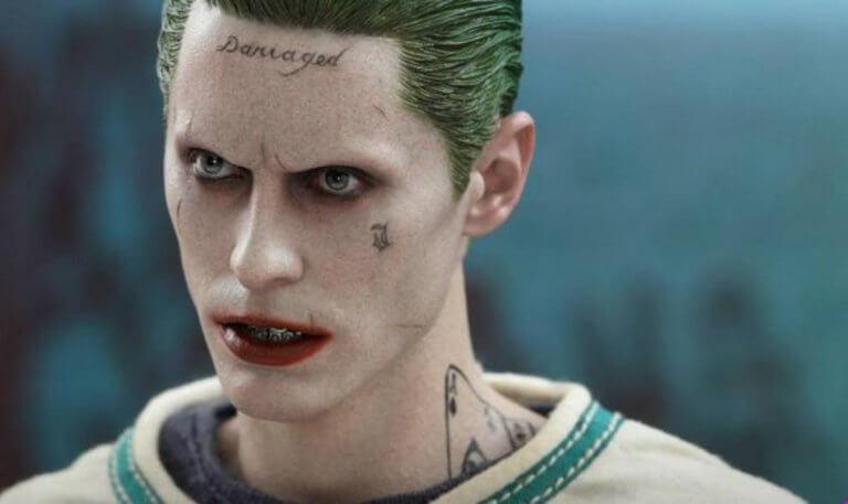 傑瑞德雷托曾飾演《自殺突擊隊》中的「小丑」。