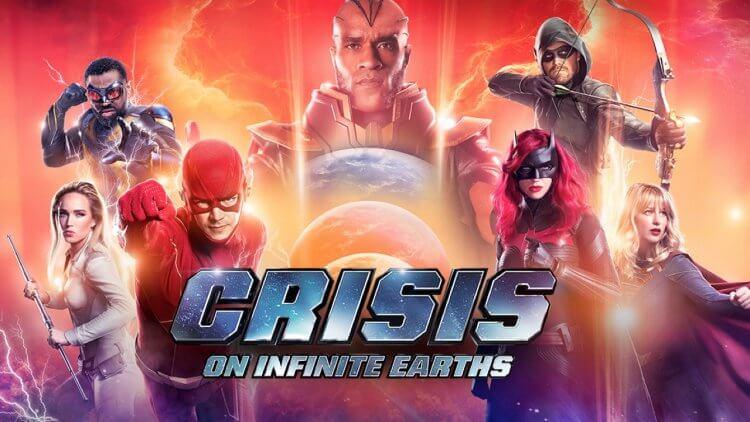 DC 漫畫影集《無限地球危機》(Crisis on Infinite Earths)