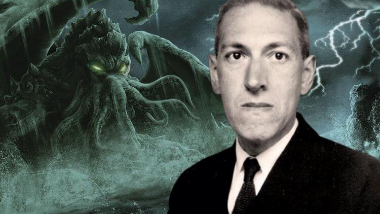【科普】這位顛倒康德理論的克蘇魯神話恐怖大師,你絕對在電影中看過「他」: H.P. 洛夫克拉夫特首圖