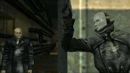 《駭客任務 online》:戴著白面具的刺客