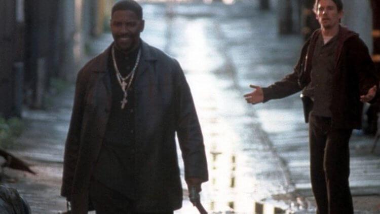 由丹佐華盛頓、伊森霍克主演的 2001 年黑警電影《震撼教育》將推出前傳作品。