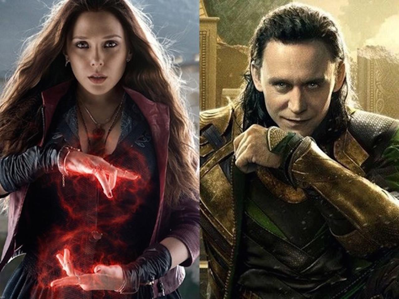 迪士尼 可能將自行製作 洛基 緋紅女巫 等 漫威英雄 的 個人影集 。