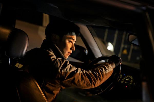 李帝勳《模範計程車》劇照。