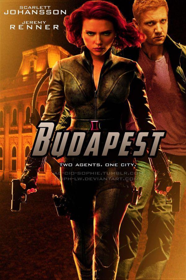 到底《復仇者聯盟》系列電影中黑寡婦與鷹眼曾在布達佩斯發生過什麼?還沒有人知道。