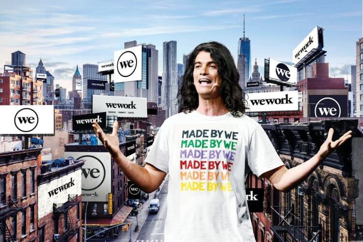 WeWork 執行長亞當紐曼 (Adam Neumann)