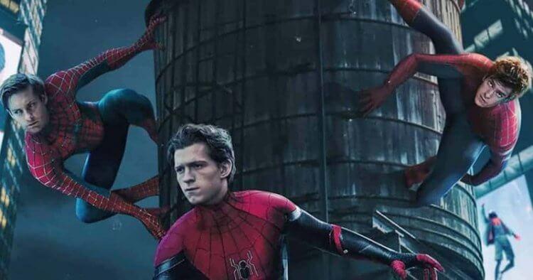 《蜘蛛人3》。
