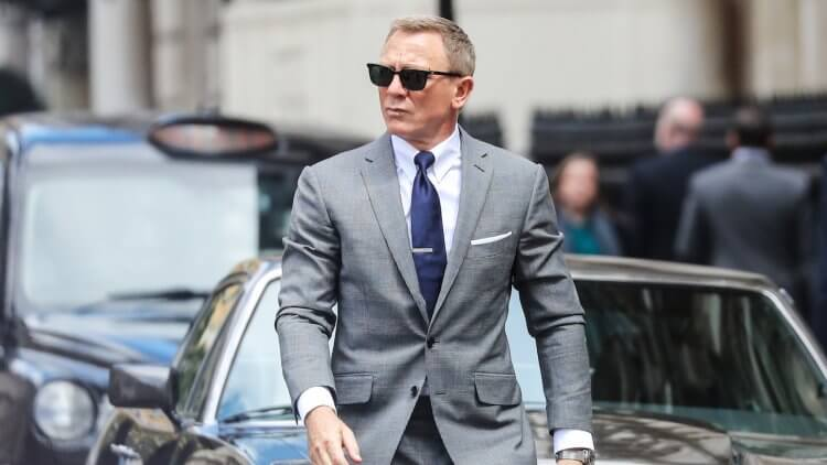 大手筆只為龐德!《007:生死交戰》為丹尼爾克雷格主演的007系列預算最高的一部首圖