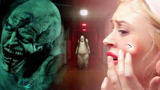 改編自全球十大禁書,恐怖電影《在黑暗中說的鬼故事》由名導演吉勒摩戴托羅監製,奇幻驚悚的故事風格將恐怖童話呈現在影迷面前。