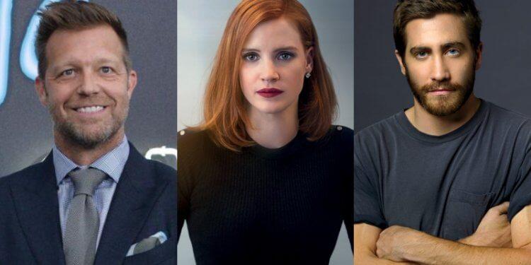 大衛雷奇 (David Leitch)、潔西卡雀絲坦 (Jessica Chastain) 、傑克葛倫霍 (Jake Gyllenhaal)