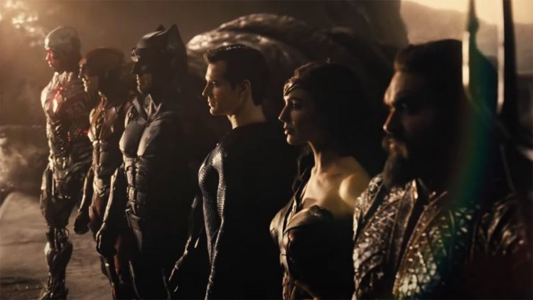 【DC Fandome】我好興奮啊!查克史奈德版本的《正義聯盟》預告正式登場!首圖