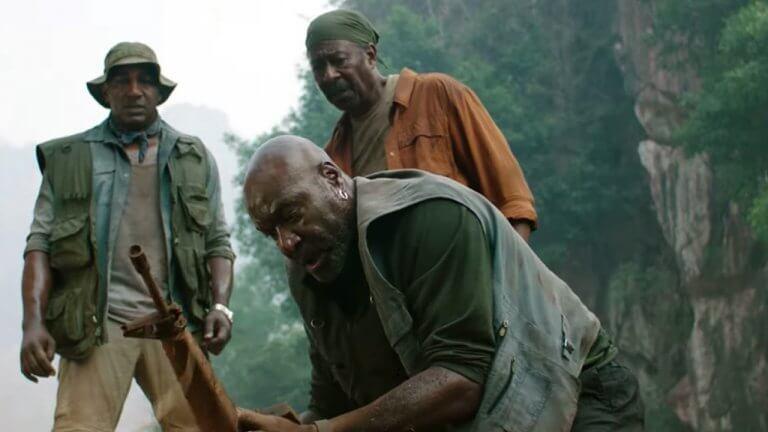【線上看】衝奧預備!史派克李 Netflix 新作《誓血五人組》預告釋出,退伍軍人踏上重返越南之旅