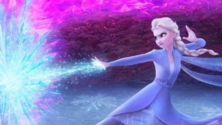 拜見艾莎女王!《冰雪奇緣 2》首週全球票房高達 3.5 億,女王發威狠甩《賽道狂人》