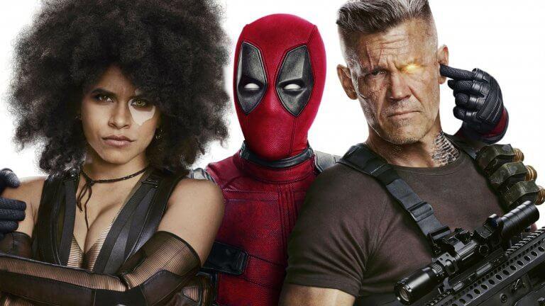 《死侍 2》(Deadpool 2) 劇照。