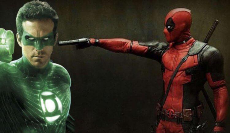 萊恩靠《惡棍英雄:死侍》(Deadpool) 重新翻身