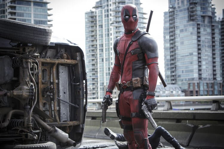 萊恩雷諾斯主演的《惡棍英雄:死侍》,原本為 R 級英雄電影票房亞軍。