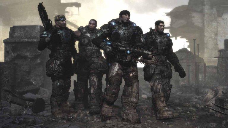 知名電玩遊戲 《戰爭機器》改編電影  劇本將由《限制級戰警3》編劇操刀