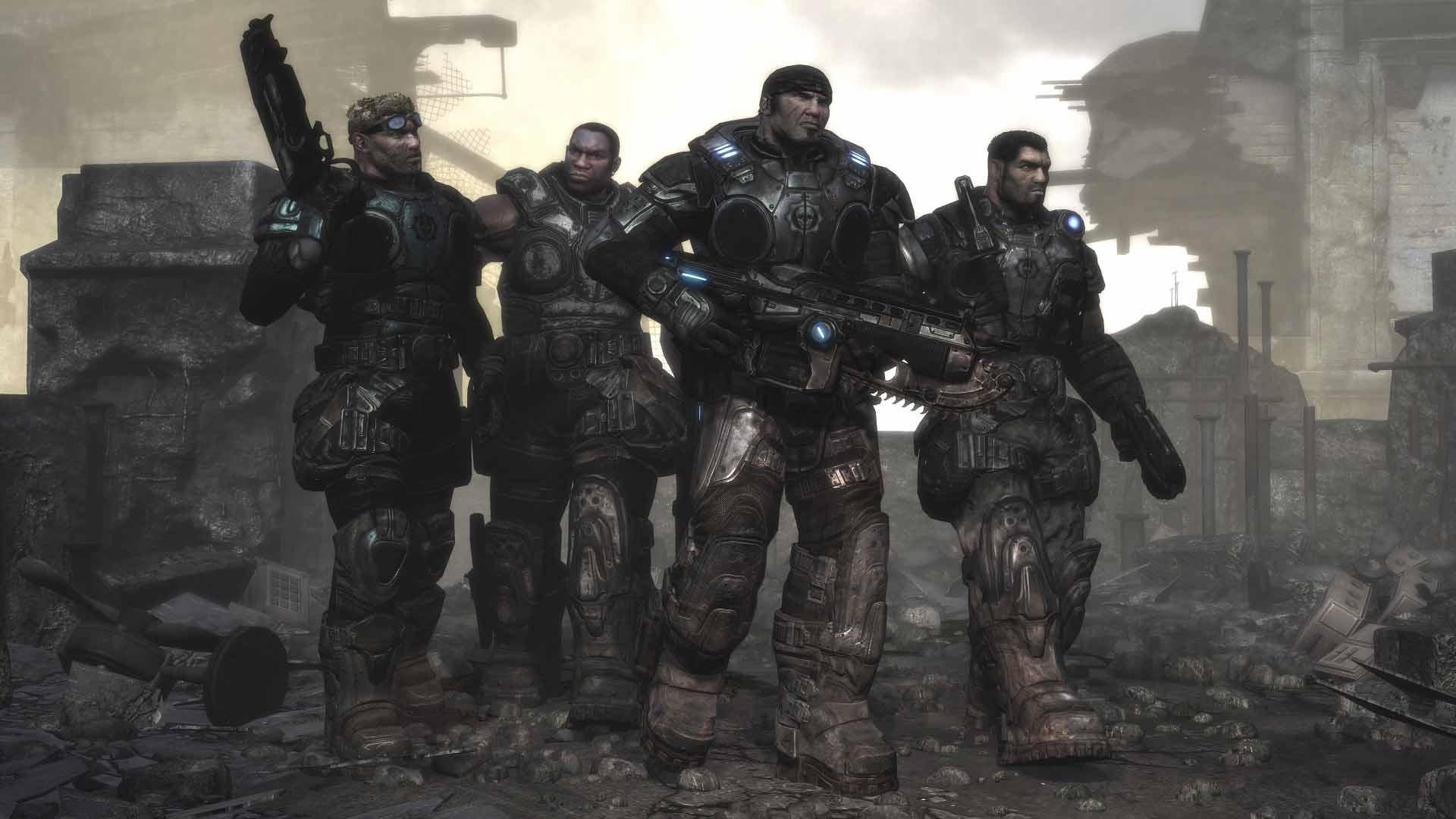 知名電玩遊戲 《戰爭機器》改編電影  劇本將由《限制級戰警3》編劇操刀首圖