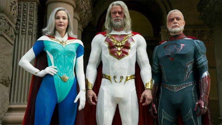 Netflix 超級英雄影集《朱比特傳奇》正式預告發布!改編自《金牌特務》漫畫大師馬克米勒原作,聚焦英雄世代交替下的史詩首圖