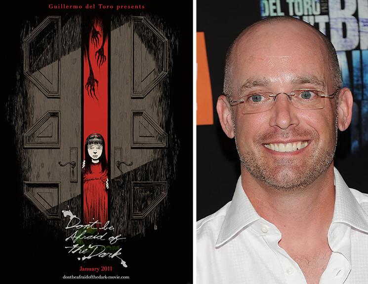 《別怕黑》其實是生不逢時的優秀恐怖片。它也是本職漫畫家的尼克希的唯一長片作品。